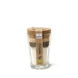 Verre avec mélange bio pour Mojito 180 g 653988