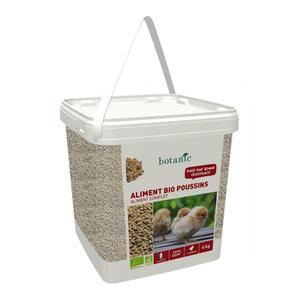 Aliment bio pour poussins 4 kg 654864