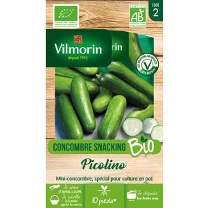 Sachet de graine de Concombre snacking Picolino HF1 Bio 654888