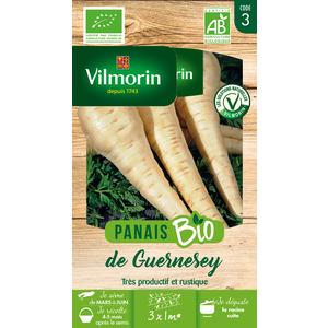 Sachet de graines de Panais de Guernesey Bio 654900
