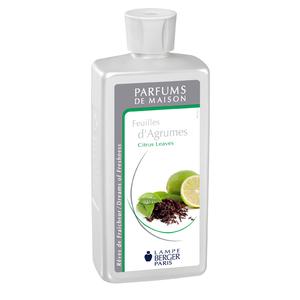 Parfum Feuilles d'Agrumes pour Lampe Berger 500 ml