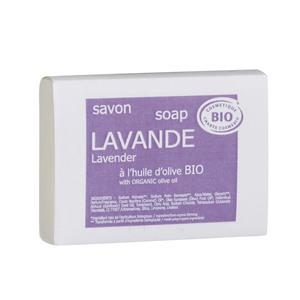 Savon bio Lavande 100 g violet 655632