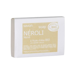 Savon bio Néroli 100 g orange 655633