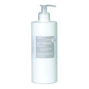 Savon liquide bio Lait d'Ânesse 500 ml gris 655641