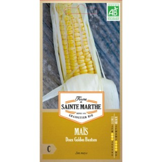 Maïs doux Golden Bantam en sachet de 50 graines 657551