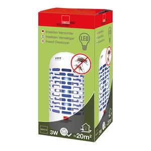 Destructeur d'Insectes Électrique LED 3 W 9,8x9,8x21 cm 659246