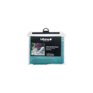 Toile Lafuma 62 cm couleur Lac pour Maxi transat Batyline 659278