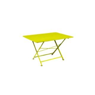 Table pliante Cargo FERMOB verveine L128xl90xh74 659380