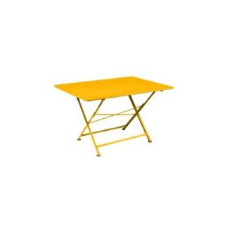 Table pliante Cargo FERMOB miel L128xl90xh74 659387