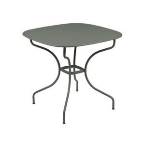 Table Opéra + FERMOB romarin L82xl82xh74 659439