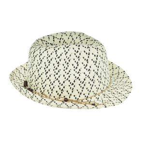 Chapeau béatriz beige pour femme en taille unique 659746