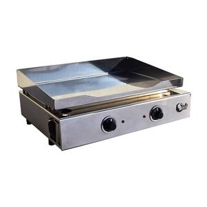 Plancha électrique Sevilia en inox de Plancha Tonio 51 x 48 cm 660220
