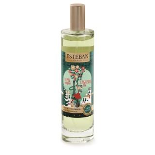Parfum d'intérieur Sapin Exquis en vaporisateur vert de 50 ml