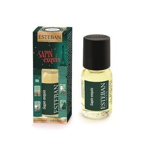 Concentré de parfum Sapin Exquis en flacon compte-goutte vert 15 ml