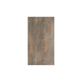 Table pieds en U Stern en alu taupe & HPL coloris ferro 200 x 100 cm 660798