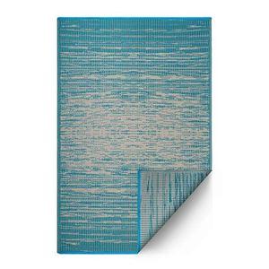 Tapis Brooklyn Ciell bleu et blanc - 240x300 cm 661144