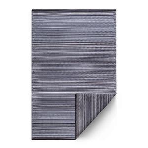 Tapis Cancun Midnight noir - 240x300 cm 661163