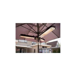 Chauffage parasol Sunred pliable 661577