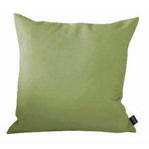Coussin déco Olive couleur verte - 40x40 cm 661798