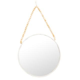Miroir perle - 40x40x2 cm 662083