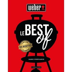 """Livre de recettes """"Le Best Of Weber"""" 662229"""