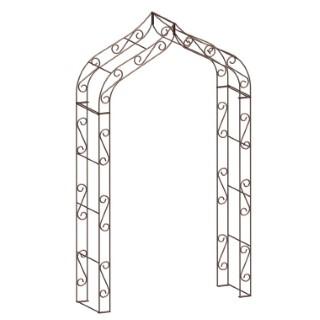 Arche gothique Acier Métal L142xH240 cm 662368