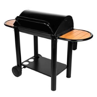 Barbecue Grand Chef en fonte et en acier 138 x 58 x 96 cm