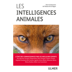 Les Intelligences Animales 223 pages Éditions Eugen ULMER 664093