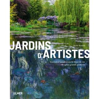 Jardins d'Artistes  224 pages  Éditions Eugen ULMER