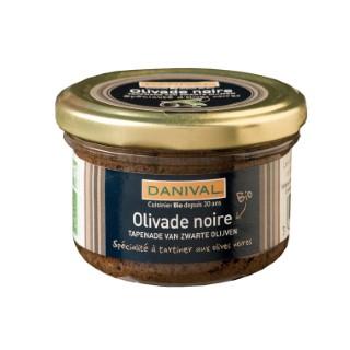 Olivade noire bio - 100 gr 67205