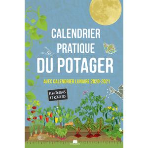 Calendrier pratique du potager 2020 aux éditions Massin 672188
