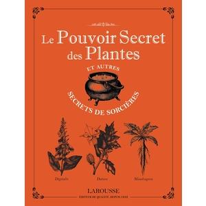 Le pouvoir secret des plantes et autres secrets de sorcières Hachette 672222