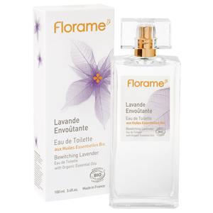 Eau de toilette Lavande Envoûtante flacon spray 100 ml transparent 672796
