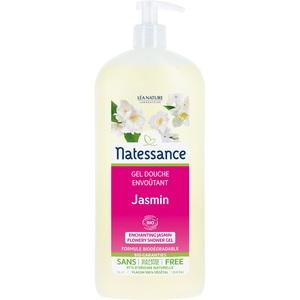 Gel douche Jasmin Flacon pompe 1 L blanc 674903