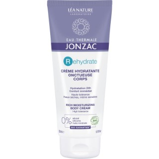 Crème Hydratante Onctueuse Corps Tube 200 ml blanc 674923