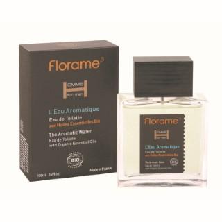 Eau de toilette Homme L'Eau Aromatique flacon spray 100 ml transparent 675065