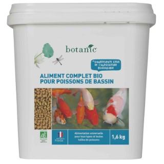 Nourriture pour poissons de bassin Botanic bio 1600 g 675235
