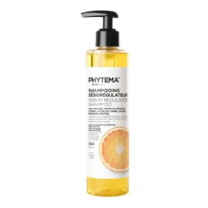 Shampoing Séborégulateur cheveux gras Flacon pompe 250 ml orange 676648