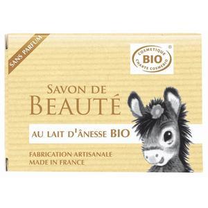 Savon Ânesse Karité sans parfum bio Étui 100 g beige 676672