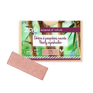 Recharge Ombre à paupières rectangle 125 Rose Sunshine 1 g rose 677060