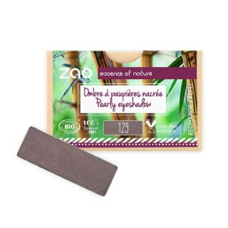 Recharge Ombre à paupières rectangle 129 Taupe 1 g taupe 677064