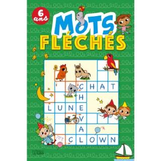 Super bloc jeux – Mots fléchés dès 6 ans aux éditions Lito 677323
