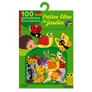 Mes gommettes Lito – Les petites bêtes du jardin 677334