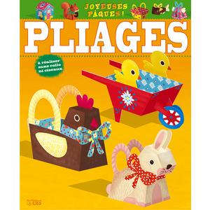 Mes premières créations en pliage – Joyeuses Pâques aux éditions Lito 677336