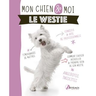 Le westie – Mon chien et moi aux éditions Artemis 677834