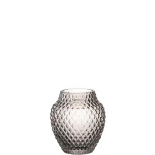 Vase Poesia Gris - H 11 cm 682726