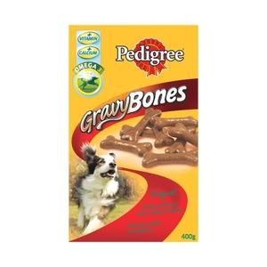 Friandise 400g Gravy Bones boeuf Pedigree