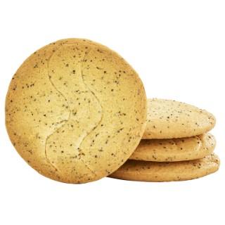 Biscuits orange pavot bio - Prix au kilo 689014