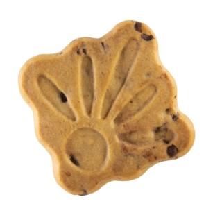 P'tits biscuits aux petites de chocolat noir - Prix au kilo 689538