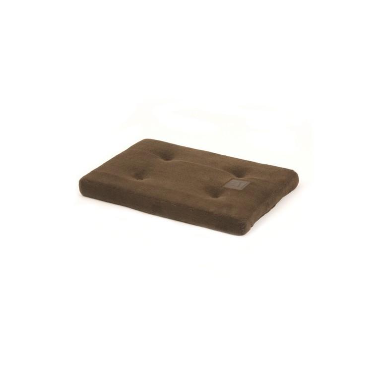 Tapis plat Snoozzy  chocolat 73 x 45 cm